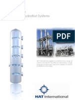 Internals for Glycol Dehydration Systems