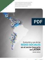 Evolución y uso de las redes sociales en el sector bancario en LATAM