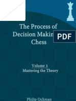 The Process of Decision Making in Chess