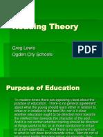 1 Reading Theory