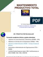 Mantenimiento Productivo Total (Tpm) A