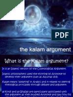 The Kalam Argument
