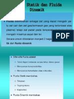 Fluida Statik Dan Fluida Dinamik