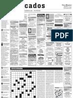 Ecos Diarios Clasificados 24-1-13