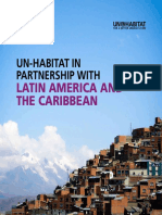 UN-Habitat in partnership with the Latin America and the Caribbean
