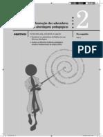 Aula 02 - A Didática e a formação dos educadores em diferentes abordagens pedagógicas