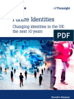 The Future of Identity UK 2013