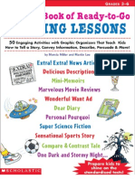 The Big Book of ready-to-Go Writing Lessons
