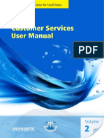Customer Services Manual
