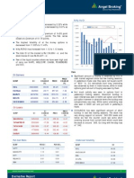 Derivatives Report, 24 January 2013