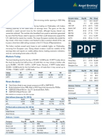 Market Outlook, 24 January 2013
