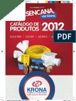 Catálogo de produtos Krona - A5