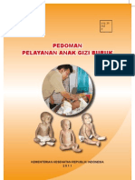 buku pedoman pelayanan anak