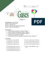 Understanding gases