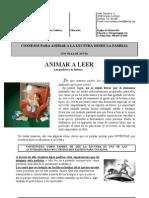 Consejos prácticos de Animación a la Lectura.