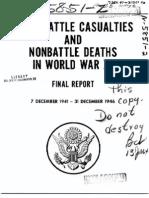 Battle Deaths in World War 2
