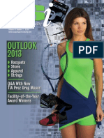 201302 Racquet Sports Industry