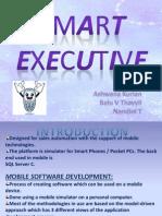 Mobile App - Smart Executive