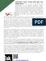 Presentación ESK elecciones 2013