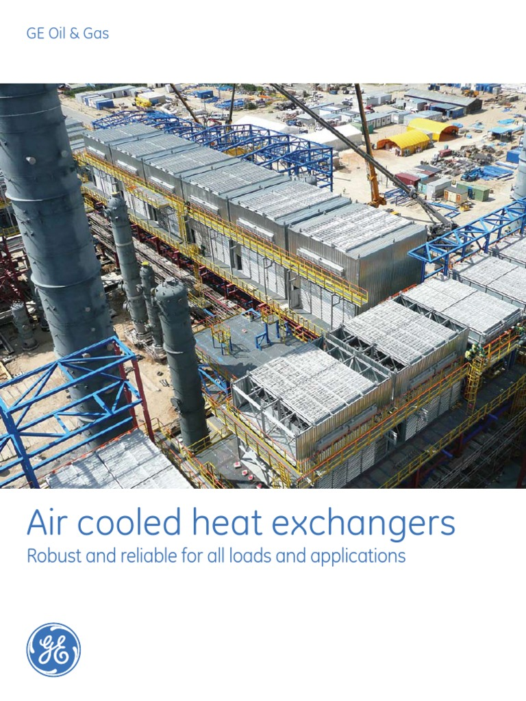 Air cooled heat exchangers | Heat Exchanger | Natural Gas