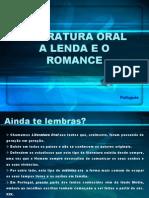 Conto Lenda Romance