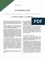 Jiménez Salas - El Método Científico y la Geotecnia [1993]