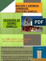 CONFIGURACIÓN Y CRITERIOS GENERALES XD