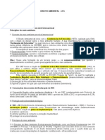 Dir. Ambiental - LFG - Intensivo III