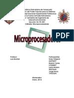 Trabajo de Microprocesadores