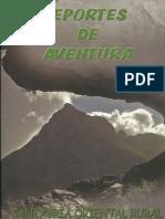 DEPORTES de AVENTURA Cantabria Oriental Rural