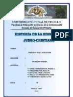 Informe Final Historia de la Educación