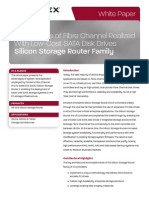 Advantages of Fibre Channel Realized