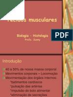 Tecidos musculares