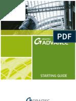 Advance Steel Starting Guide 2012 EN Metric