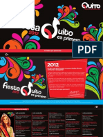 Agenda Fiesta Q 2012