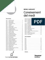 Reforç i ampliació CM 6é primària