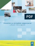 E-Prirucnik - Za NVO u BiH