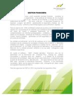 informe de gestión    financiera  acumulado  2007 al 2010  a diciembre versión final
