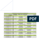 Calendario FSV 2ª DIV. 2ª VTA. DEF. 2012-13