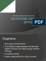 Optics and Graphene