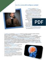 Howard Gardner & La teoria delle intelligenze multiple