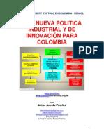 Una Nueva política industrial y de innovación para Colombia. Policy paper.