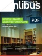 Panlibus - FUTURE OF LIBRARIES - AN ARCHITECT'S PERSPECTIVE