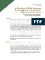 Therya 2012 Distribución ungulados RBTC