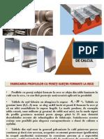 CAP. 4-FABRICARE, ALCĂTUIRE, PRINCIPII DE CA LCUL