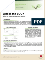 Who is the ECC