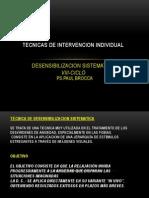 D.S -INOCULACIóN DEL ESTRES