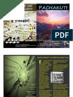 Revista sobre lucha ambientalista (mineras en mendoza)
