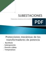 Protecciones Mecanicas de Los Transfomadores