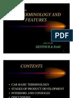 car terminology
